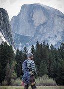 Rock Climbing Photo: fake patagonia catalog pic!!