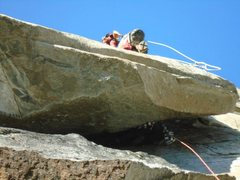 Rock Climbing Photo: The Ear/Salathe Wall