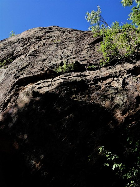 Rock Climbing Photo: Good Times slab