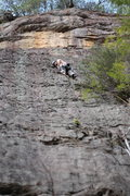 Rock Climbing Photo: Chicken heads galore!