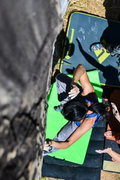 Rock Climbing Photo: Moby Dick boulder, Lower Meadow Area, Nam Pong Nat...