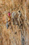 Rock Climbing Photo: La Reserva, Mallorca, Spain. April 2016.