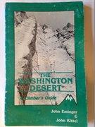 Rock Climbing Photo: First Vantage guidebook (1991) with Sensemilla/Blo...