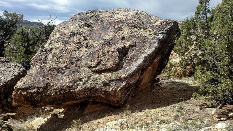 Sandblaster Stone.