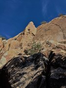 Rock Climbing Photo: As seen from the approach - Thanksgiving 2016