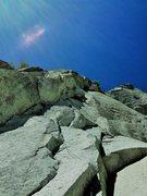 Rock Climbing Photo: Gordon's Direct Sept 2016