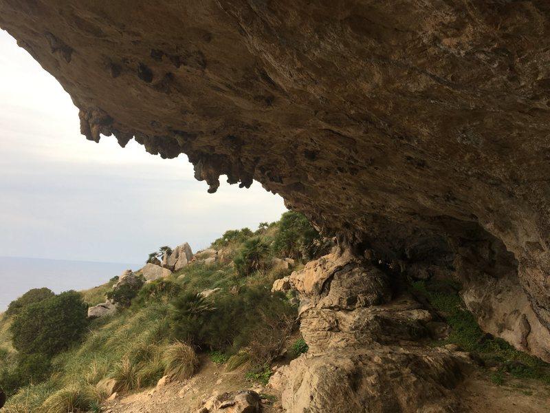 Rock Climbing Photo: More steeps at Xon Xanquete