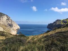 Rock Climbing Photo: Xon Xanquete from El Fumat parking lot, across the...
