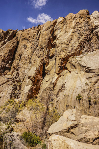 Rock Climbing Photo: Flavin Haven.