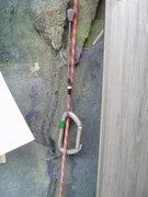 Rock Climbing Photo: Part of the climbing display at the kiosk at the v...