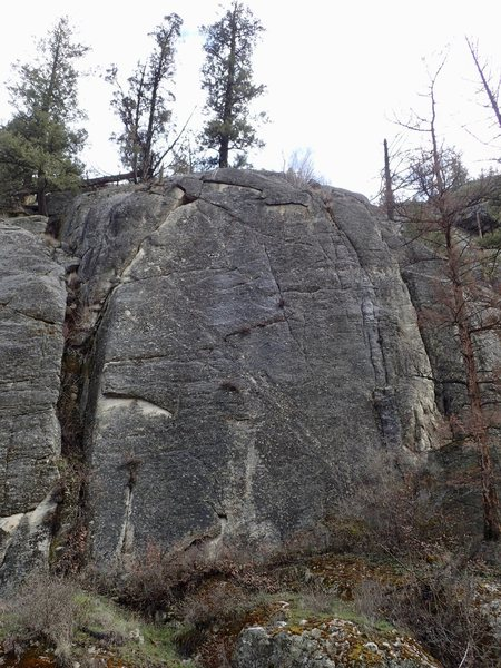 Rock Climbing Photo: Grok Rock