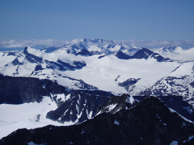 View from the Top of Northern Europe