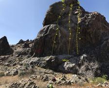 Rock Climbing Photo: Viking Crag