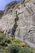 Rock Climbing Photo: SAN 1-2-7