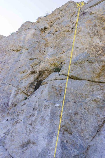 Rock Climbing Photo: SAN 1-3-7