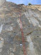 Rock Climbing Photo: SAN 1-3-10