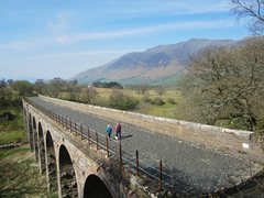 Rock Climbing Photo: Troutbeck Viaduct