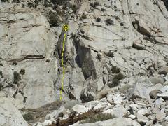Rock Climbing Photo: Topo The Wall