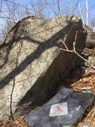 Rock Climbing Photo: Deep Woods 15.