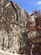Rock Climbing Photo: Rock Garden Cliff.