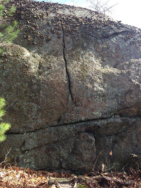 Rock Garden Cliff.