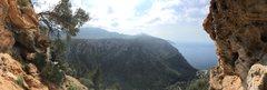 Rock Climbing Photo: View from Waikiki