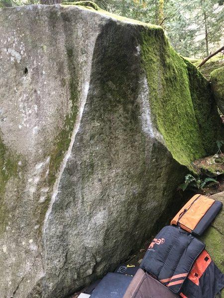 Rock Climbing Photo: The Architect.