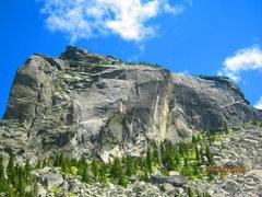 Rock Climbing Photo: Lions Head West Face