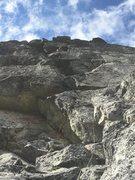 Rock Climbing Photo: Keystone Route, 5.9