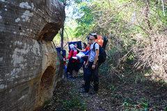 Rock Climbing Photo: Singaporean team during Khon Kaen Bouldering Festi...