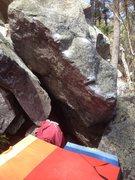 Rock Climbing Photo: Vanilla Ice