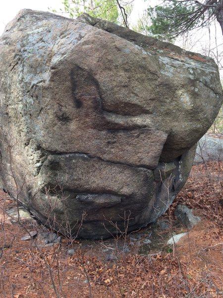 Rock Climbing Photo: Bikini Bottom 16 - Krusty Krab.