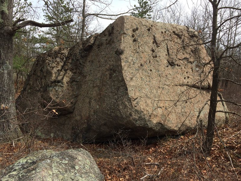 Rock Climbing Photo: Bikini Bottom 11.