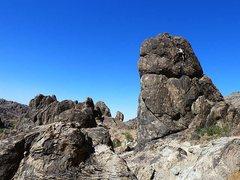 Rock Climbing Photo: Ryane's Revenge (5.10a), New Jack City