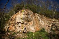 Rock Climbing Photo: True Detective