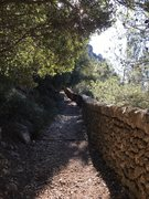 Rock Climbing Photo: Even the approach trail is beautiful and idyllic i...