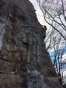 Rock Climbing Photo: Nice way to wrap up a few days road trip, with an ...