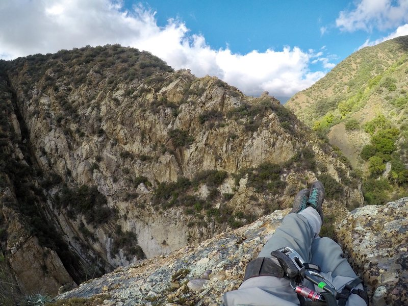 Rock Climbing Photo: ab