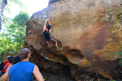Rock Climbing Photo: Iconic standstone formation at the Upper Meadow ar...