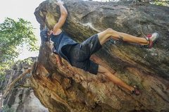 Rock Climbing Photo: Ant Man, V6