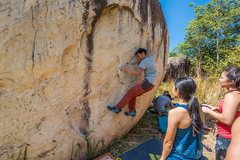 Rock Climbing Photo: Moby Dick