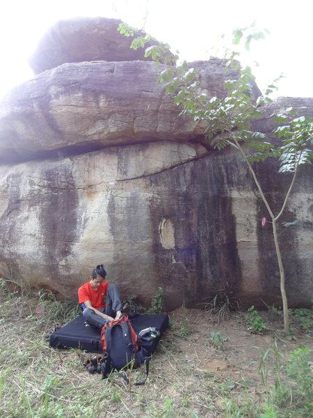 Long Boulder