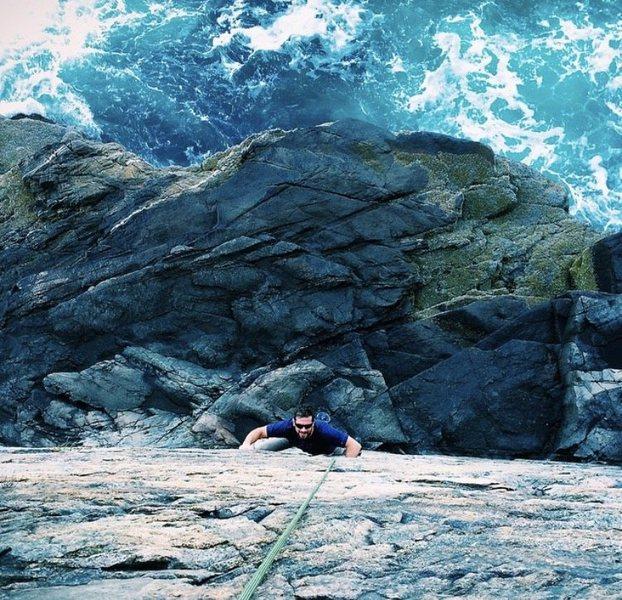 Otter Cliffs, Maine