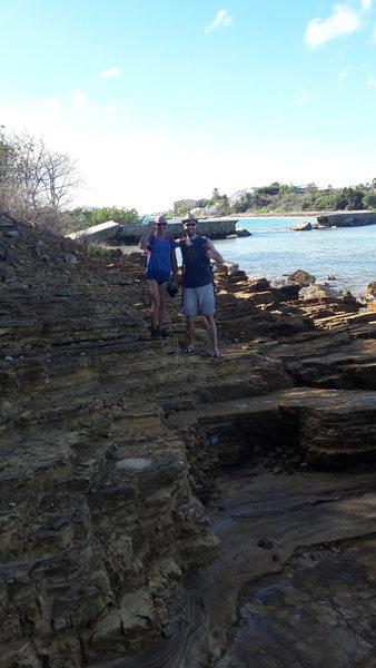 Rock Climbing Photo: Buddies