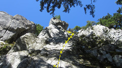 Rock Climbing Photo: buddabingbuddaboom