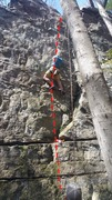 Rock Climbing Photo: Super Alloy