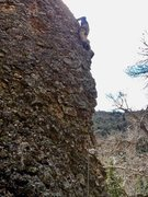 Rock Climbing Photo: Noah Stevens on Panty Dropper