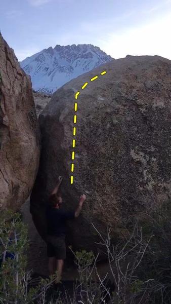 Blue Ball Boulder
