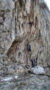 Rock Climbing Photo: The whole Shebang!