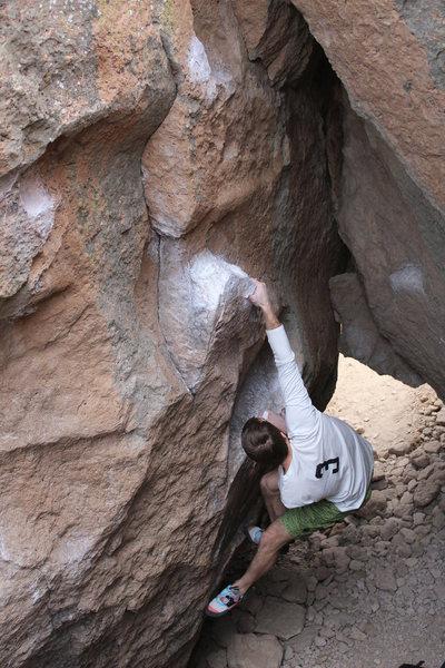 Rock Climbing Photo: Los Locos